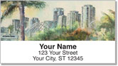 Long Beach Address Labels