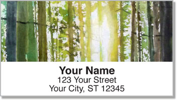 Forest Set Address Labels