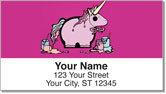 Adorable Animal Address Labels