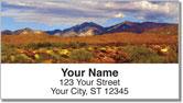 Bulone Desert Address Labels
