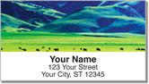 Bulone Landscape Address Labels