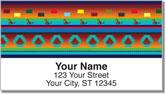 Bulone Pattern Address Labels
