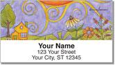 Humble Home Address Labels