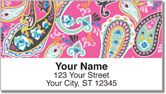 All Dolled Up Address Labels
