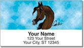 Arabian Horse Address Labels