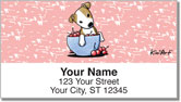 Pit Bull Series Address Labels