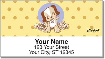 Yittles KiniArt Series Address Labels