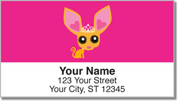 Izzy Address Labels