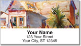 Houses and Barns Address Labels