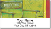 Knold Movie Address Labels