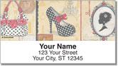 Knold Salon Address Labels
