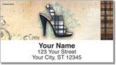 Knold Shoes Address Labels