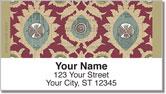 Brocade Address Labels