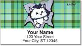 Cat Series 3 Address Labels