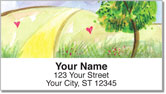 Giving Tree Address Labels