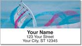 Aerobatic Air Show Address Labels