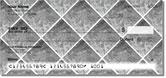 Silver Marble Tile Checks
