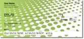 Green Halftone Checks