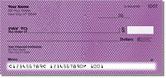 Purple Mesh Checks