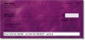 Purple Light Wave Checks