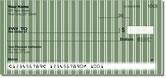 Green Pinstripe Checks