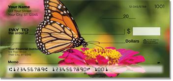 Butterfly Garden Checks
