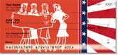 TuneTown Girls Barbershop Quartet Checks