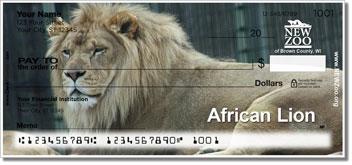 NEW Zoo Favorites Checks