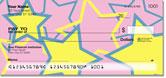 Multi-Colored Stars Checks