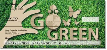 Going Green Checks