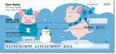 Pink Pig Checks
