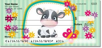 Cute Cow Checks