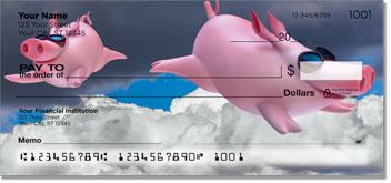Flying Pig Checks