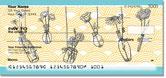 Hanging Flower Checks
