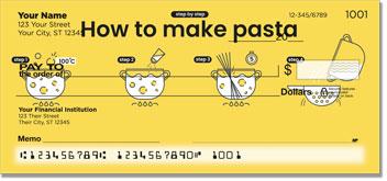Pasta Recipe Checks