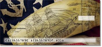 Scrimshaw Ships Checks