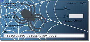 Scary Spider Checks