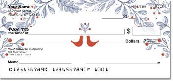 Happy Holidays Checks