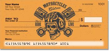 Motorcycle Daydream Checks