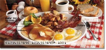 Country Breakfast Checks