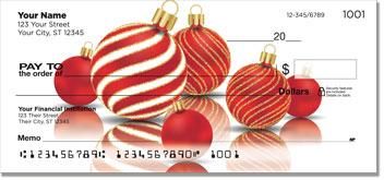 Christmas Ornament Checks