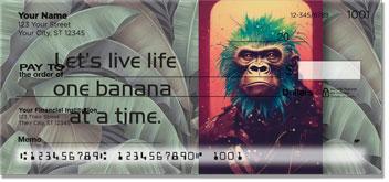 Funky Monkey Checks
