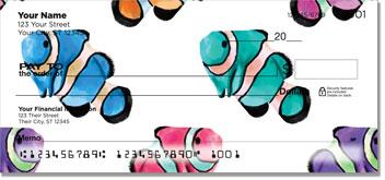Painted Clown Fish Checks