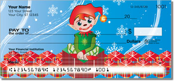 Christmas Elf Checks