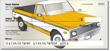 Vintage Truck Checks