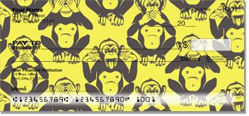 No Evil Monkey Checks