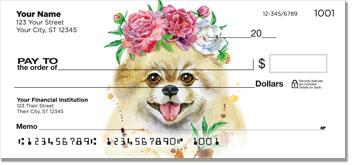 Pomeranian Artistic Checks