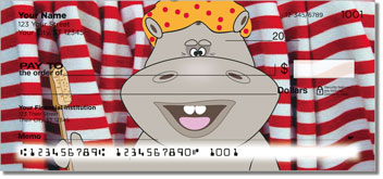 Happy Hippo Checks