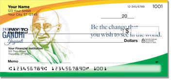 Gandhi Checks