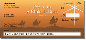 Nativity Scene Checks